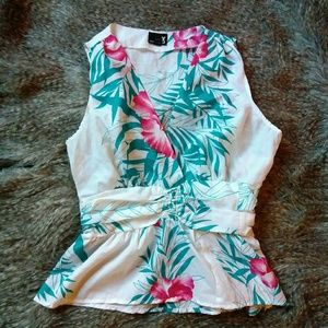 2 FOR $30 Pacific Peplum Blouse